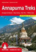 Cover-Bild zu Annapurna Treks von Baur, Stephan