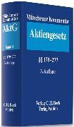 Cover-Bild zu Bd. 4: Münchener Kommentar zum Aktiengesetz Bd. 4: §§ 179 - 277 - Münchener Kommentar zum Aktiengesetz von Goette, Wulf (Hrsg.)
