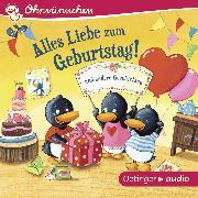 Cover-Bild zu Alles Liebe zum Geburtstag! und andere Geschichten (Audio Download) von Walentowitz, Steffen