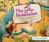 Cover-Bild zu Mein großer Hörbuchschatz (3 CD) von Maar, Paul