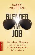 Cover-Bild zu Blender im Job (eBook) von Wardetzki, Bärbel