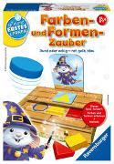 Cover-Bild zu Haferkamp, Kai: Ravensburger 24723 - Farben- und Formen-Zauber - Lernspiel für die ganz Kleinen - Farbenspiel für Kinder ab 2 Jahren, Spielend erstes Lernen, Formenspiel für 1-3 Spieler