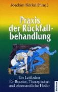 Cover-Bild zu Praxis der Rückfallbehandlung von Körkel, Joachim (Hrsg.)