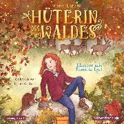 Cover-Bild zu eBook Hüterin des Waldes 3: Theater mit Familie Igel
