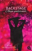 Cover-Bild zu Backstage - Anya undercover (eBook)