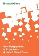 Cover-Bild zu New Perspectives in Economics von Emerald Group Publishing Limited