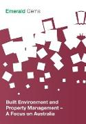 Cover-Bild zu Built Environment and Property Management von Emerald Group Publishing Limited