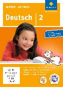 Cover-Bild zu Alfons Lernwelt. Deutsch 2. Aktuelle Ausgabe. EL