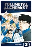 Cover-Bild zu Fullmetal Alchemist Metal Edition 03 von Arakawa, Hiromu