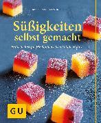 Cover-Bild zu Spehr, Kerstin: Süßigkeiten selbst gemacht (eBook)