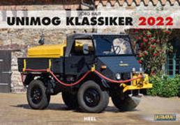 Cover-Bild zu Hajt, Jörg (Fotograf): Unimog Klassiker 2022