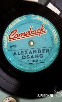 Cover-Bild zu Osang, Alexander: Comeback (eBook)