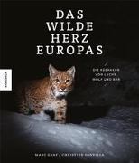 Cover-Bild zu Das wilde Herz Europas