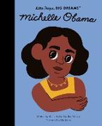 Cover-Bild zu Sanchez Vegara, Maria Isabel: Michelle Obama (eBook)