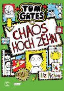 Cover-Bild zu Tom Gates - Chaos hoch zehn