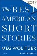 Cover-Bild zu Wolitzer, Meg (Hrsg.): The Best American Short Stories 2017 (eBook)