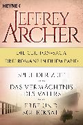 Cover-Bild zu Archer, Jeffrey: Die Clifton-Saga 1-3: Spiel der Zeit/Das Vermächtnis des Vaters/Erbe und Schicksal (eBook)