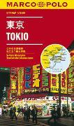 Cover-Bild zu MARCO POLO Cityplan Tokio 1:15 000. 1:15'000