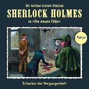 Cover-Bild zu Masuth, Andreas: Sherlock Holmes, Die neuen Fälle, Fall 37: Schatten der Vergangenheit (Audio Download)