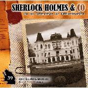 Cover-Bild zu Duschek, Markus: Sherlock Holmes & Co, Folge 39: Die Klinik-Morde (Audio Download)