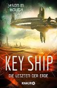 Cover-Bild zu Hough, Jason M.: Key Ship