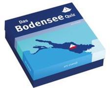 Cover-Bild zu Wilkes, Johannes: Das Bodensee-Quiz