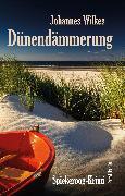 Cover-Bild zu Wilkes, Johannes: Dünendämmerung (eBook)