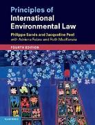 Cover-Bild zu Sands, Philippe: Principles of International Environmental Law