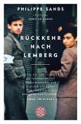 Cover-Bild zu Sands, Philippe: Rückkehr nach Lemberg