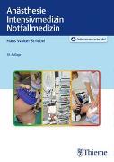 Cover-Bild zu Anästhesie Intensivmedizin Notfallmedizin von Striebel, Hans Walter
