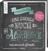 Cover-Bild zu Handlettering. Das große Buch der Alphabete