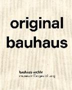 Cover-Bild zu original bauhaus