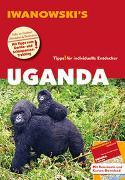 Cover-Bild zu Hooge, Heiko: Uganda - Reiseführer von Iwanowski