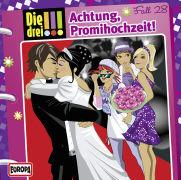 Cover-Bild zu Achtung, Promihochzeit!