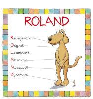 Cover-Bild zu Namenskalender Roland von Mayr, Johann (Illustr.)