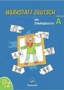 Cover-Bild zu Werkstatt Deutsch als Zweitsprache - Werkstatt. Deutsch als Zweitsprache. Neu von Babbe, Karin