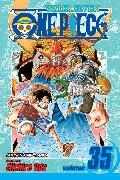 Cover-Bild zu Oda, Eiichiro: One Piece, Vol. 35