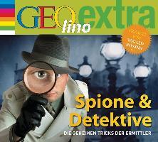 Cover-Bild zu Spione & Detektive - Die geheimen Tricks der Ermittler