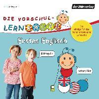 Cover-Bild zu Die Vorschul-Lernraupe: Erstes Englisch