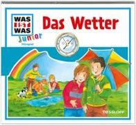 Cover-Bild zu WAS IST WAS Junior Hörspiel-CD: Das Wetter