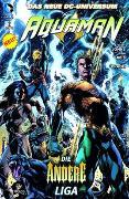 Cover-Bild zu Johns, Geoff: Aquaman