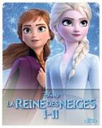 Cover-Bild zu La Reine des Neiges 1 & 2 Multipack Steelbook