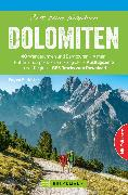 Cover-Bild zu Hüsler, Eugen E.: Bruckmann Wanderführer: Zeit zum Wandern Dolomiten (eBook)