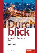 Cover-Bild zu Durchblick Geografie Geschichte 1. Arbeitsheft. CH