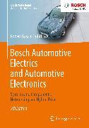 Cover-Bild zu Robert Bosch GmbH (Hrsg.): Bosch Automotive Electrics and Automotive Electronics (eBook)