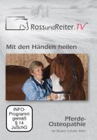 Cover-Bild zu Mit den Händen heilen - Pferde-Osteopathie mit Beatrix Schulte Wien von Schulte Wien, Beatrix