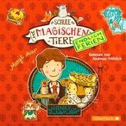 Cover-Bild zu Auer, Margit: Henry und Leander (Die Schule der magischen Tiere. Endlich Ferien 3)