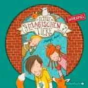 Cover-Bild zu Auer, Margit: Die Schule der magischen Tiere - Das Hörspiel (Die Schule der magischen Tiere - Hörspiele 1)
