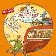 Cover-Bild zu Auer, Margit: Abgefahren! Das Hörspiel