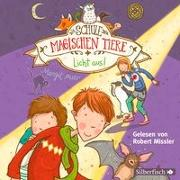 Cover-Bild zu Auer, Margit: Licht aus!